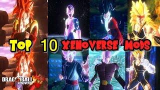Dargon Ball Xenoverse-Top 10 MODS (top de todos los mods de xenoverse 1)