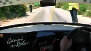 Jonathan Tonna Racing His Classic Mini 970cc At Mizieb Hillclimb Malta With The Island Car Club