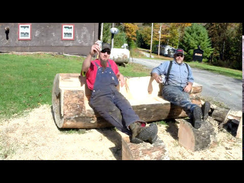 How to make quick a Log Bench