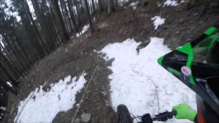 Snow Freeride Cimone