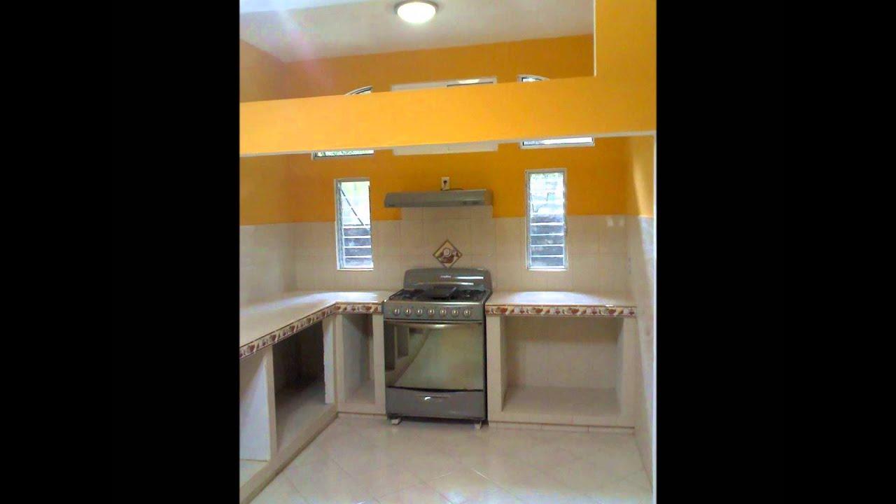 Pisos y azulejos salvador youtube - Cocinas para pisos ...