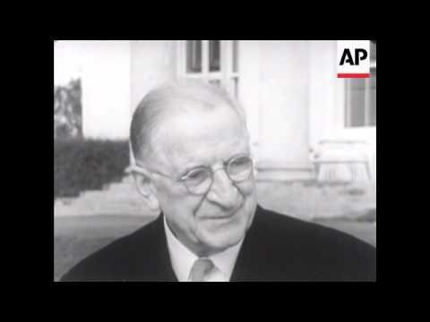 De Valera Interview - 1962