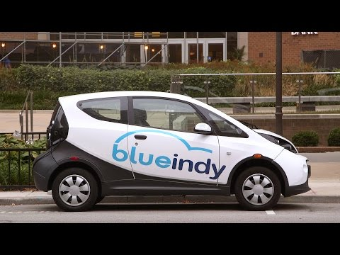 How Indy Is Betting on Electric Car Sharing | Consumer Reports