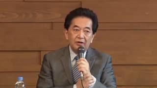 田中康夫 第24回参議院議員通常選挙 東京選挙区立候補表明会見