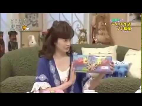 レインボールームが「はやく起きた朝は・・・」森尾由美に紹介された!