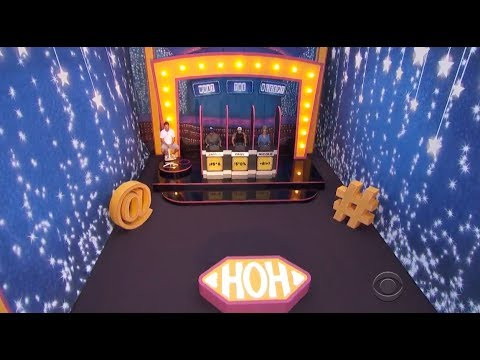Big Brother 18 What The Bleep HOH