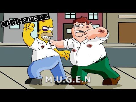 M.U.G.E.N - OddGamerz