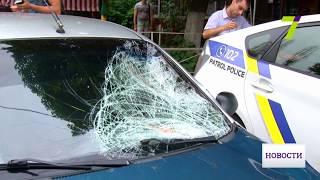 В Одессе на Черемушках сбили невнимательного пешехода