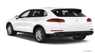 2018 Porsche Cayenne  car interior and exterior cleaning  Specifications and Price compare Review