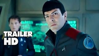 Star Trek Beyond - Official Film Trailer 2016 - Simon Pegg, Chris Pine Action Movie HD