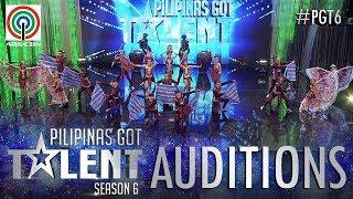Pilipinas Got Talent 2018 Auditions: Baguio J Krayonz - Modern Ethnic Dance