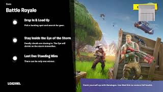 Fortnite battle Royale 1v1ing and playing real games