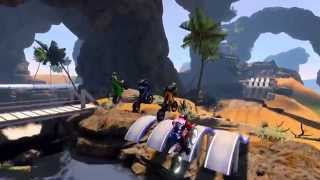 Trials Fusion Multiplayer Gameplay Trailer - Xbox One, PS4, Xbox 360, PC