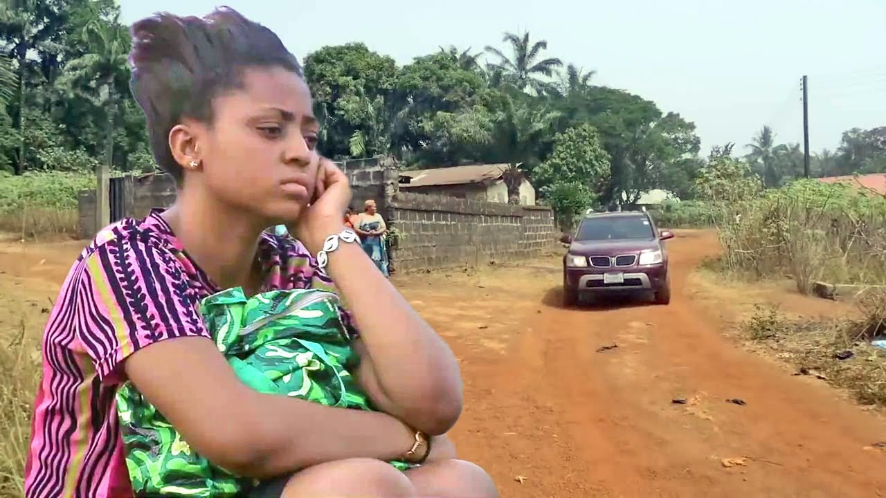 Download HOMELESS REGINA DANIELS WILL MAKE YOU CRY AND LEARN A LESSON IN THIS MOVIE 1 - FULL NIGERIAN MOVIES