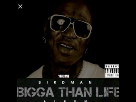Birdman Ft: Lil Wayne- Mad Men (Bigger Than Life)