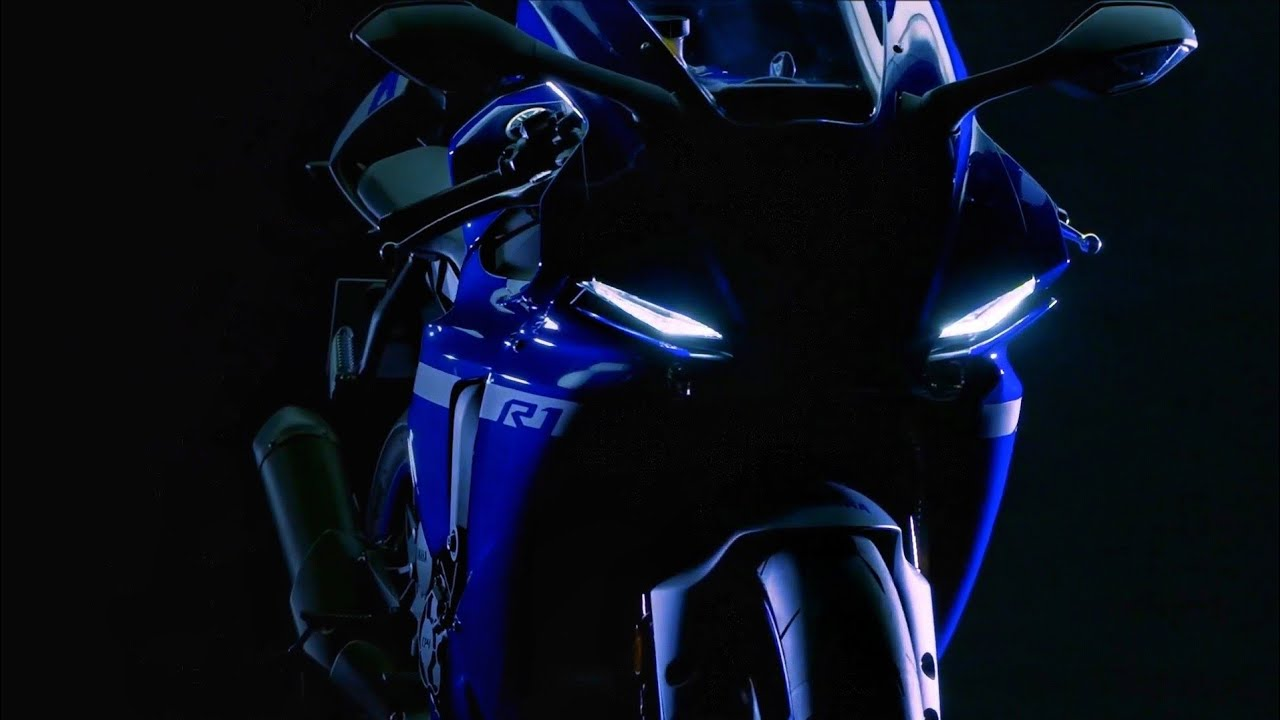 All New 2020 Yamaha YZF R1, R3 & R25 Racing Blue Walkaround - K2K Motovlogs