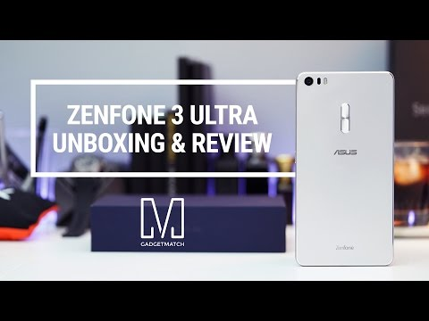 Asus Zenfone 3 Ultra Unboxing & Review