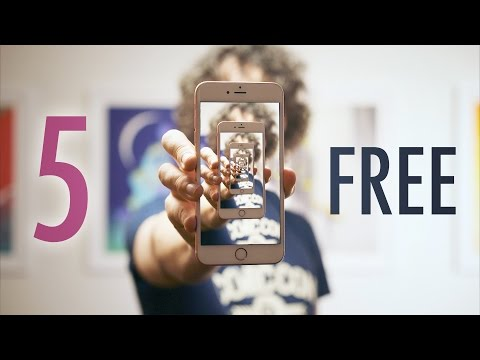 The 5 Best Free iPhone Apps [Ultra HD 4K]