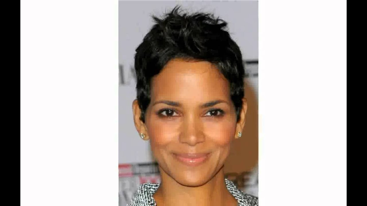 Short Hairstyles for Fine Hair Mature Women - YouTube