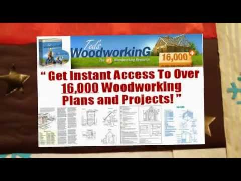 Teds Woodworking Package - TedsWoodworking Download