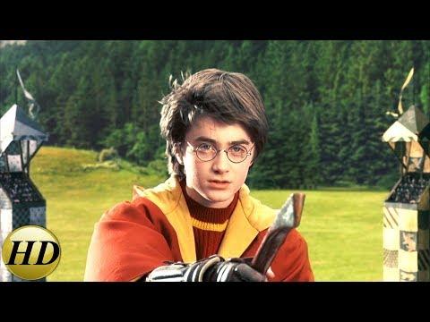 Гарри побеждает в своем первом матче по квиддичу [Ч.1]. Гарри Поттер и философский камень.