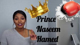 Prince Naseem Hamed, Boxing Knockout Highlights - Reaction