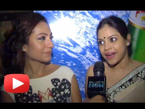 Bade Acche Lagte Hai Leads Interview - Telly Awards After Party - EXCLUSIVE