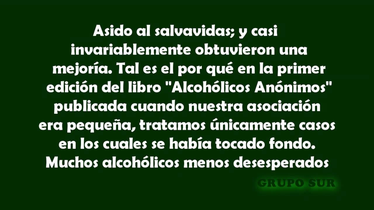 La codificación del alcohol en 60 años