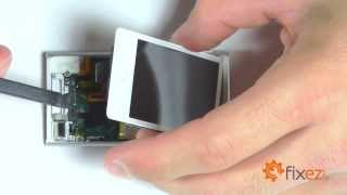 iPod Nano 7th Gen Screen Repair & Disassemble
