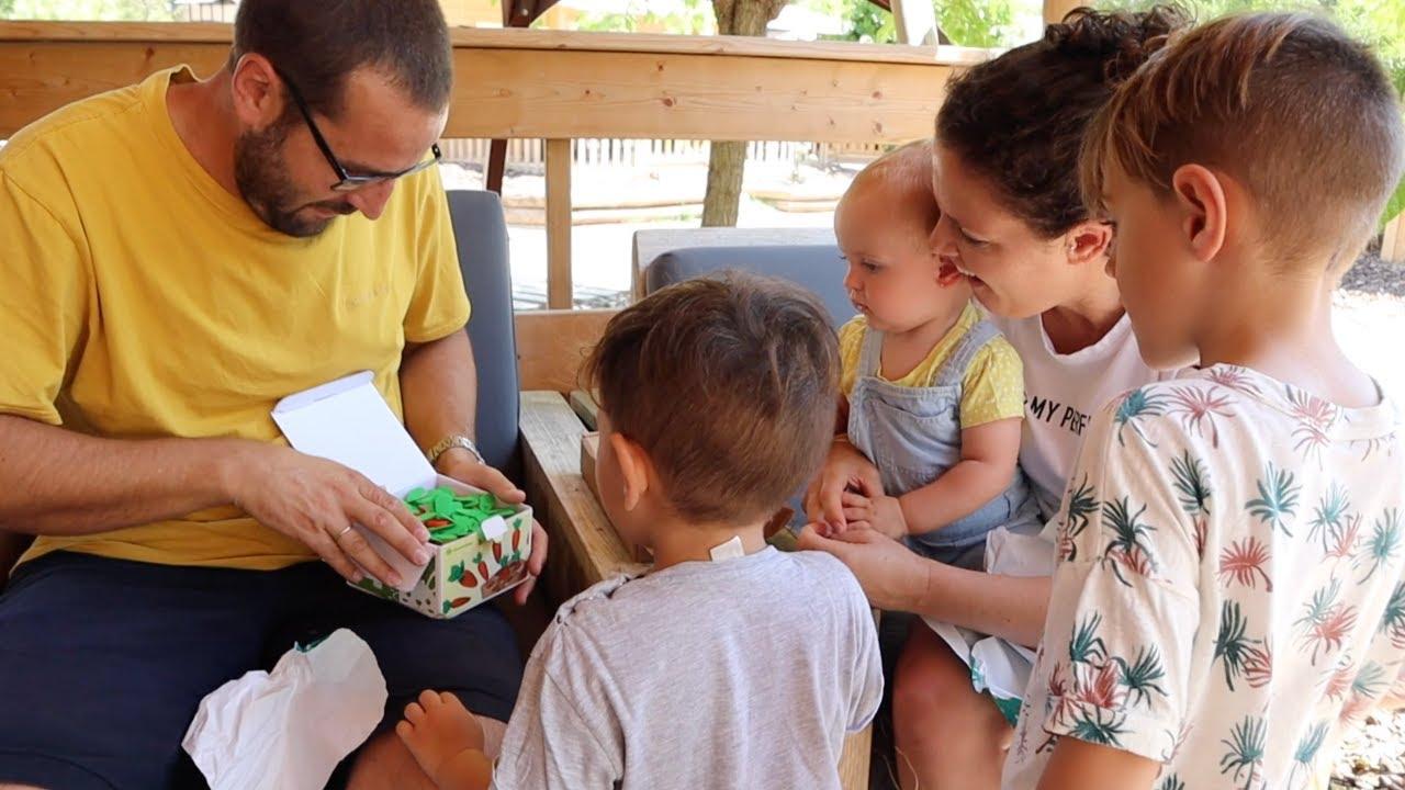 Reencuentro después de un año con Familia LIFE❤️regalitos por su PRIMER CUMPLE🎂 Vlog Happy Ohana