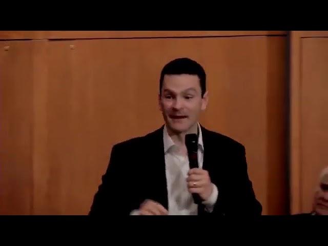 Why Does Natural Evil Exist?  Vince Vitale Princeton Q&A