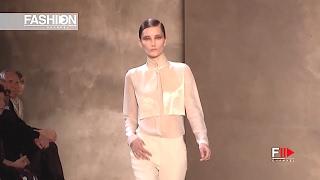 AKRIS Full Show Autumn Winter 2014 2015 Paris   Fashion Channel