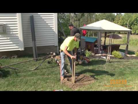 ALUMINUM FENCE Installation- DIY fence installation guide