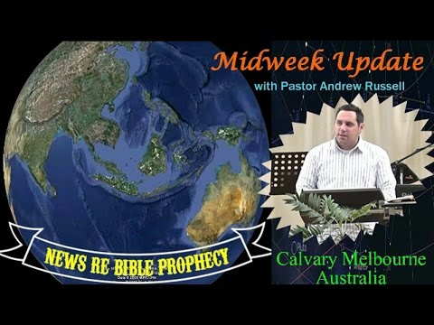 MIDWEEK PROPHECY UPDATE MAY 17, 2017 - NORTH KOREA TESTS NEW TYPE OF BALLISTIC ROCKET