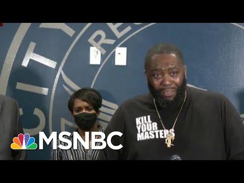 Killer Mike Gives Impassioned Speech On Atlanta Protests | Morning Joe | MSNBC