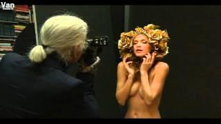 PIRELLI CALENDAR 2011 by Karl Lagerfeld PART 1