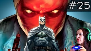 Batman Arkham Knight Walkthrough Gameplay Part 25 - Under The Red Hood