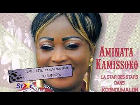 Aminata Kamissoko - Kourankoya ( Official Music ) By Dj.IKK
