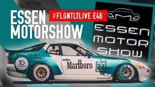 Essen Motor Show 2018 | FLGNTLT E46