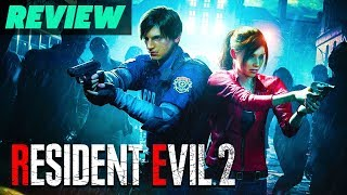 Resident Evil 2 Review (Video Game Video Review)