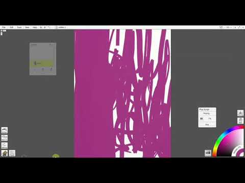 """ArtRage for iOS - Process Video Of """"Mike"""""""