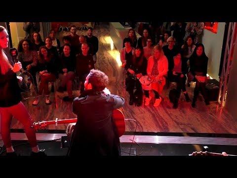 Editors - Virgin Radio Acoustic Session With Giulia Salvi 6th November 2019