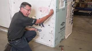 Tyvek®Tips - Fasteners and Seam Tape