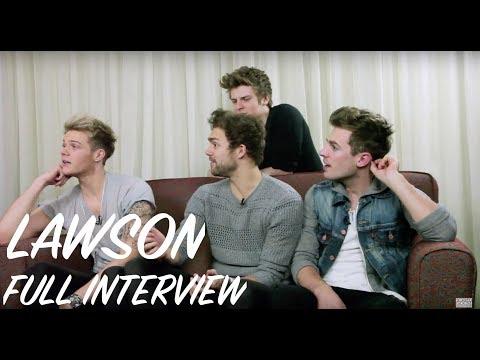 Lawson Interview