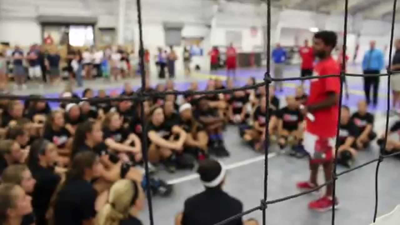 Michigan Elite Volleyball Academy 2016 Youtube