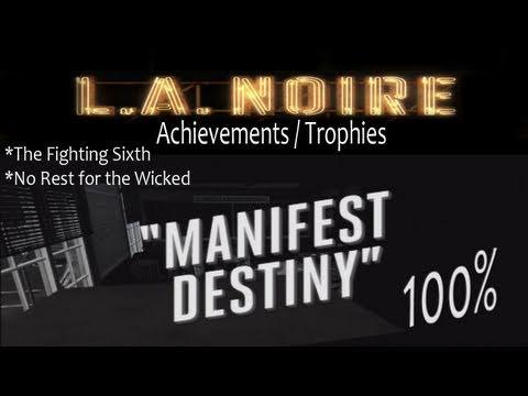 LA Noire Walkthrough