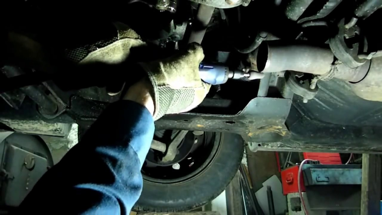 Exhaust Flex Pipe Replacement Youtube