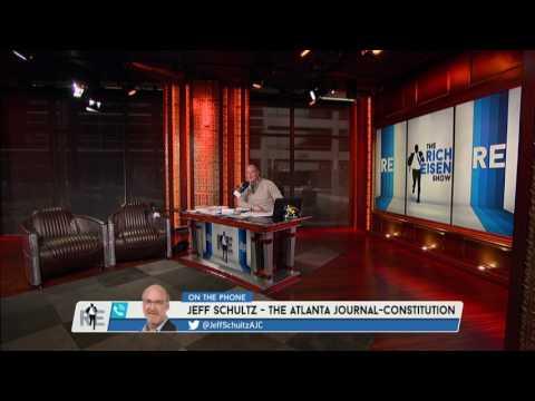 NFL Columnist for Atlanta Journal Constitution Jeff Schultz on Shanahan Post Game Story - 2/6/17