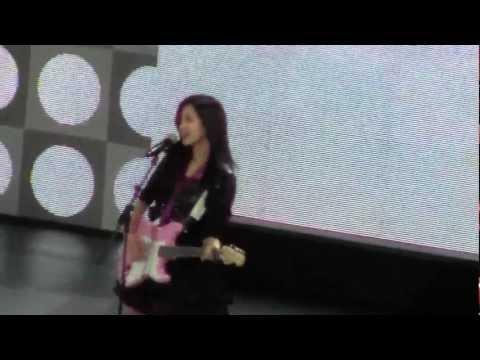 SeoHyun fancam @ G00gle