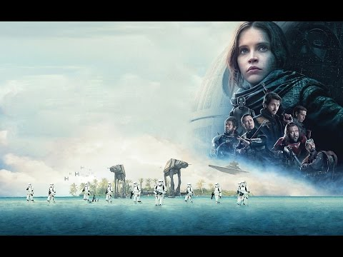 Rogue One  A Star Wars Story  2016  Theatrical Trailer   HD Poster